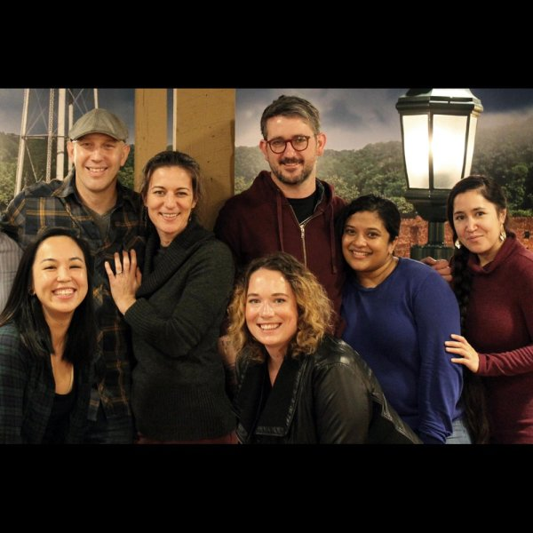 Whiskey Bear Staff - 2019