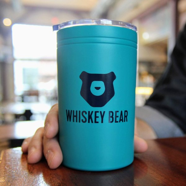 Whiskey Bear - Tumbler - 11 oz - Limited Edition