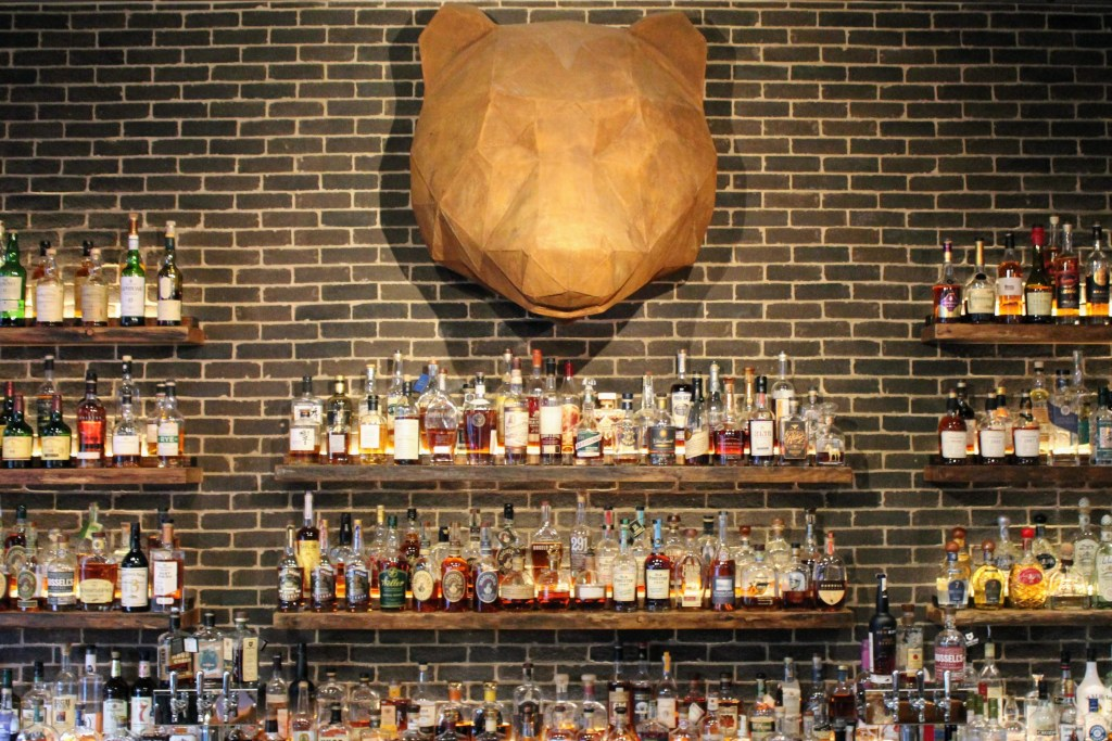 Whiskey Bear | Lexington, KY | America's Best Bourbon Bar 2019