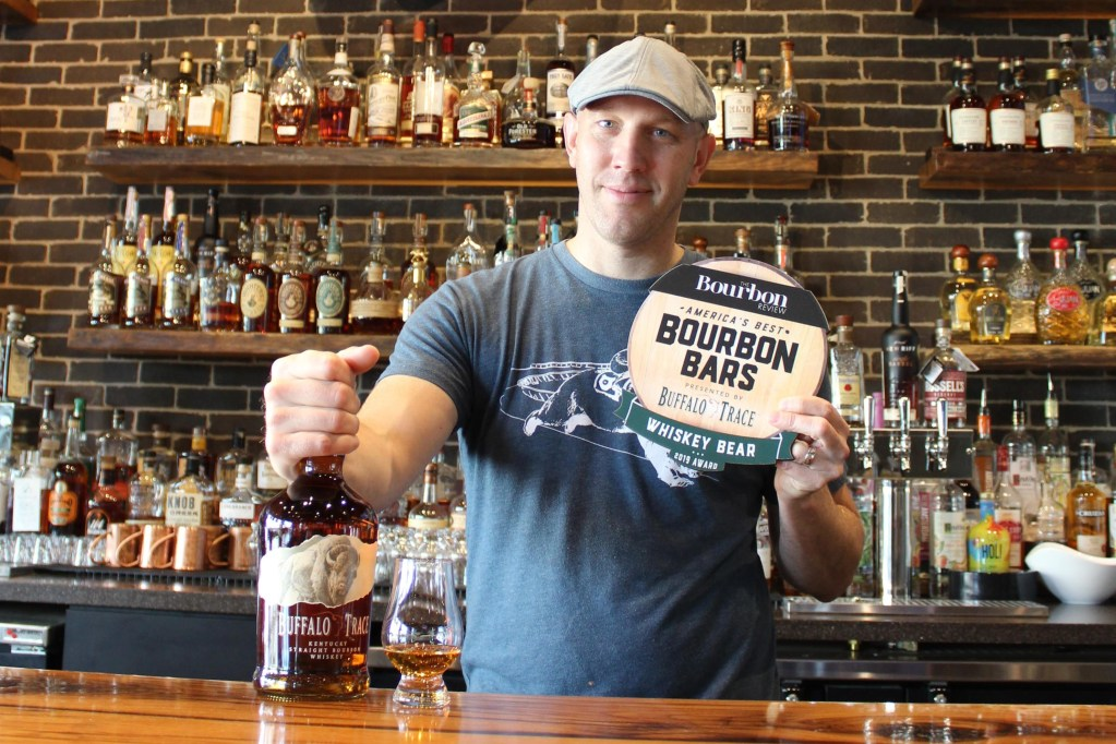 Whiskey Bear | America's Best Bourbon Bar 2019