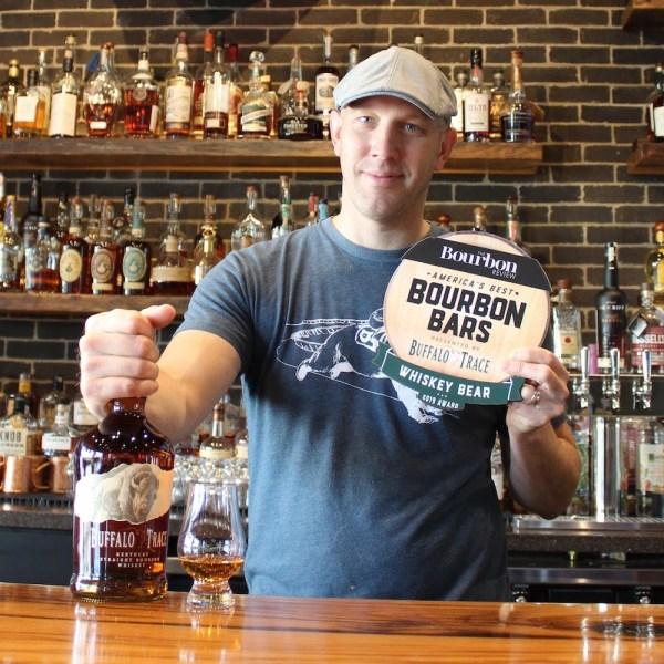 Whiskey Bear | America's Best Bourbon Bar 2019