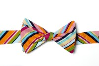 Palm Beach Bow Tie | Whiskey Cotton Bow Ties