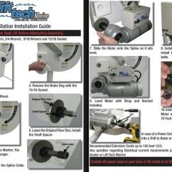 Wiring Diagram For Household Electricity How To Hook Up A Water Softener Boat Lift Motor Kits