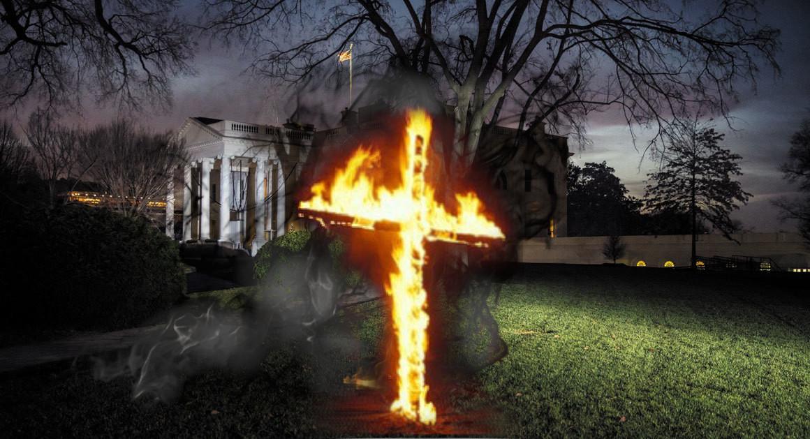 white house unveils festive