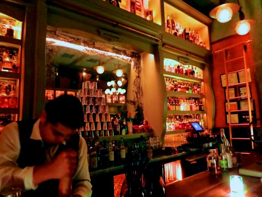 The Flatiron Room Whiskey Bar in New York City | Whiskied Wanderlust