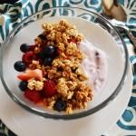 Fruit N' Yogurt Parfait