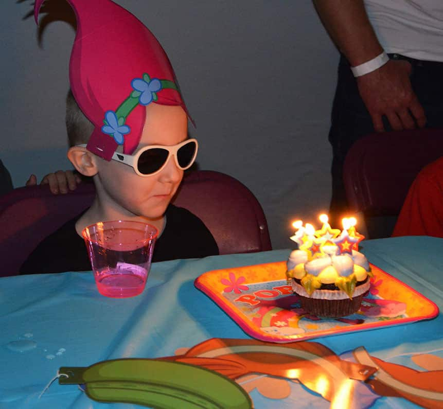 The Birthday Troll