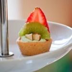 Kiwi Lime Dessert Cups