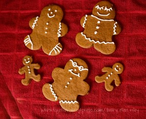 Gingerbread MenCR