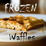 Simple Waffles and How to Make Frozen Waffles