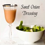 Sweet Onion Dressing