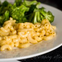 Grandma's Mac and Cheese- 2 Ingredients
