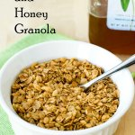 Oat and Honey Granola