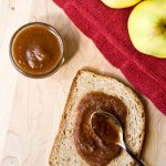 Slow Cooked Apple Butter with No Added Sugar