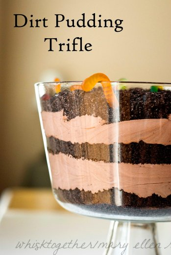 Dirt Cup on Whisk Together