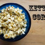 Homemade Kettle Corn