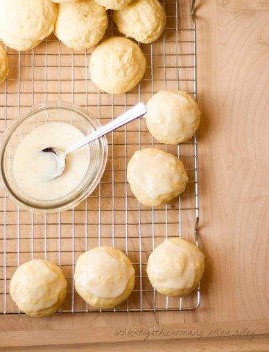 Lemon Ricotta Cookies_1 on Whisk Together