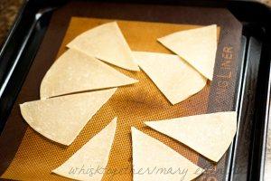 Baked Tortilla Chips_6 on Whisk Together