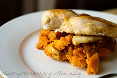 Maple Chicken with Sweet Potato and Apples_21