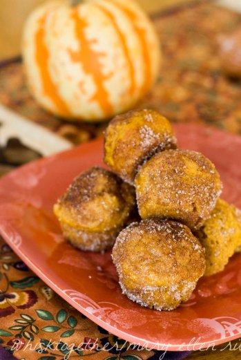 Pumpkin donuts_7 on WT