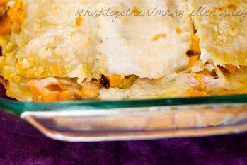 Roasted Butternut Squash Lasagna_4 on wT