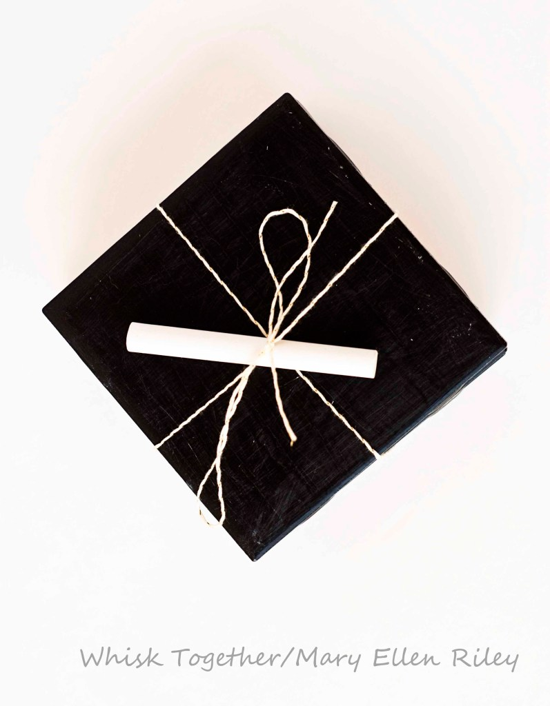 Chalkboard Coasters_9 on Whisk Together