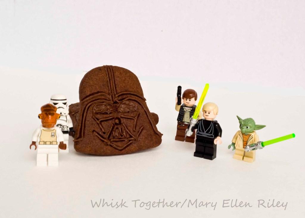 Darth Vader Cookies_3 on Whisk Together