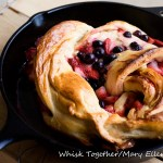 Lemon Berry Twist Bread & We're Moved!