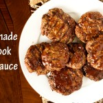 Homemade No Cook BBQ Sauce