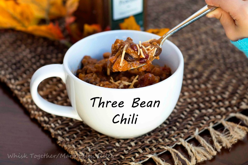 Three Bean Chili_8 on Whisk Together