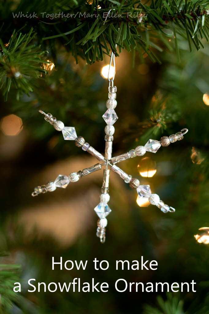 Snowflake Ornament_3 on Whisk Together How to