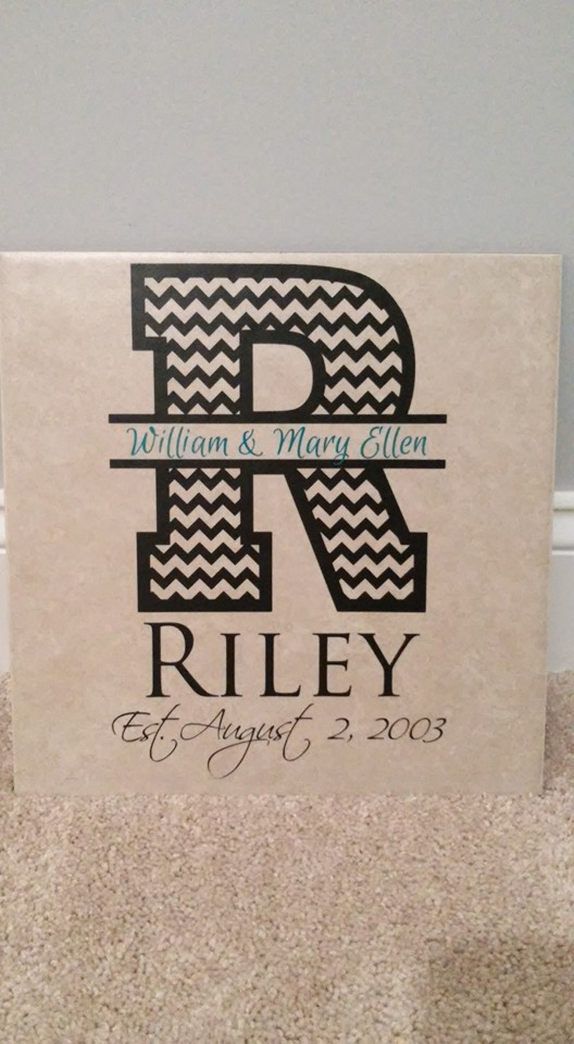 tile for Riley