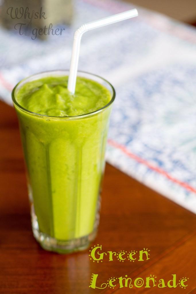 Green Lemonade-2358 on Whisk Together