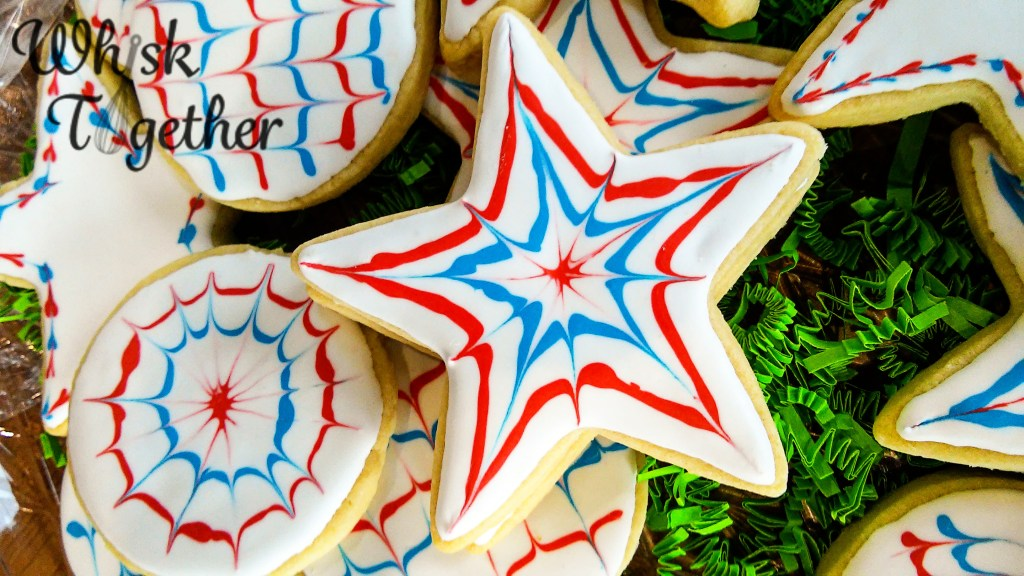 Red White and Blue Cookies-083531 on Whisk Together