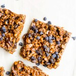 Chocolate Fudge Granola Bars