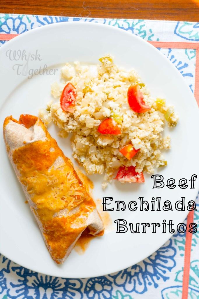 Beef Burrito Enchilada_1 on Whisk Together