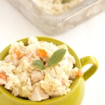 Chicken & Rice Casserole with Healthy Recipes for 2016