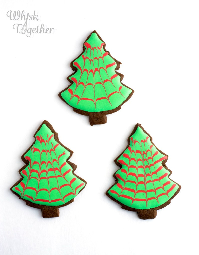 Royal Icing Cookies on Whisk Together