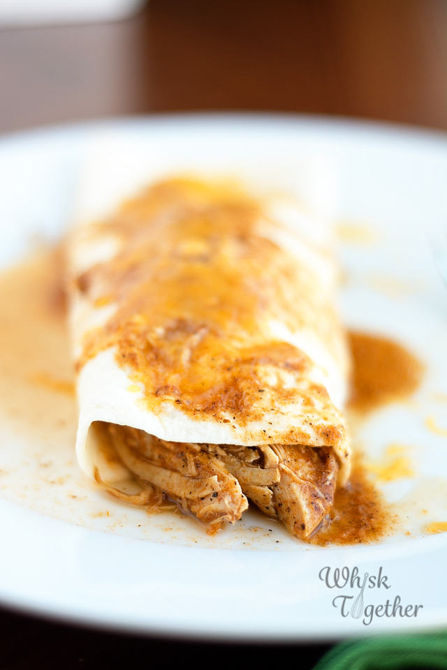 Chicken Enchiladas Instant Pot Recipe