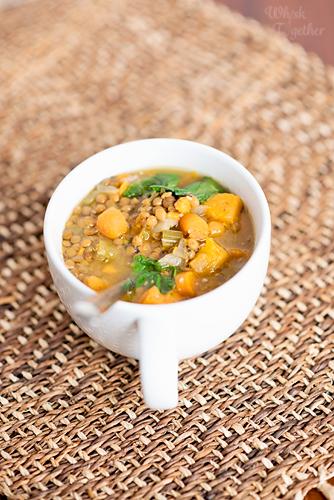 Detox Lentil Soup 2