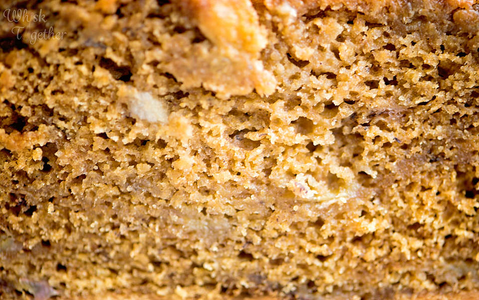 Pumpkin Banana Bread-0007 on Whisk Together