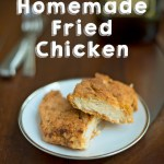 Oh Yeah – Fried Chicken … Don't Be Scared