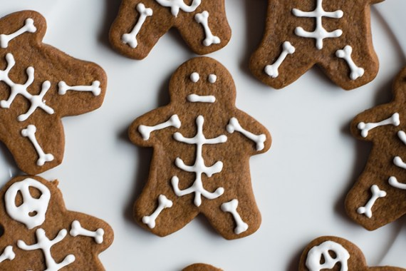 Gingerdead Men & Book Review