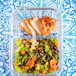 Easy Chicken & Super Veggies Meal
