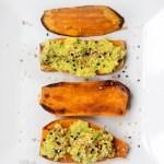 Sweet Potato Toast and Meal Prep