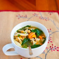 Superfood Chicken Soup
