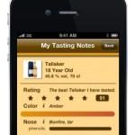 Screenshot von iMalt, Bild: www.imaltwhiskyapp.com