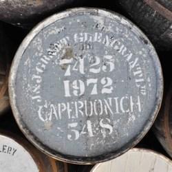 Caperdonich Cask 7425 von 1972