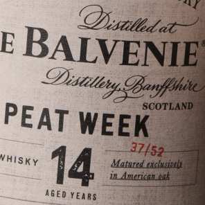 Balvenie Peat Week 14 | Egg Nog - Whisky And Donuts - WhiskyAndDonuts.com