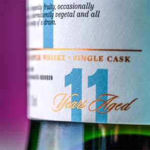 SMWS 100.20 Kermit's Kale Knackwurst   Lime Poppyseed Pride - Whisky and Donuts - WhiskyAndDonuts.com